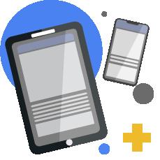 Página web para dispositivos móviles 📱