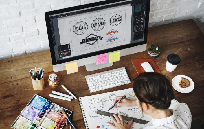 La importancia de un crear un logotipo atractivo en el Marketing online 2