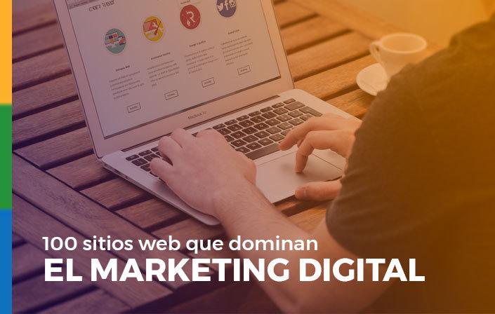 100 sitios que dominan la Web 2